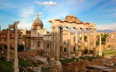 Roma Antigua y el Imperio Romano