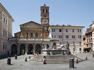 basilica di STA. MARI IN TRASTEVERE