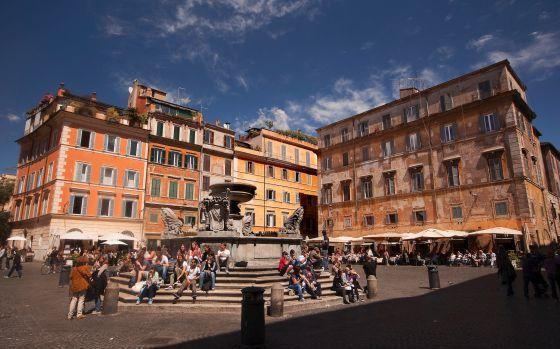 LUGARES PARA VIAJEROS EN ROMA