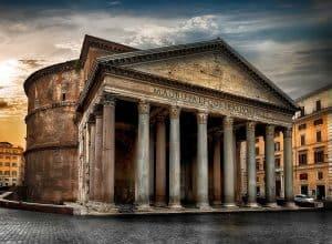 pantheon free to visit in rome