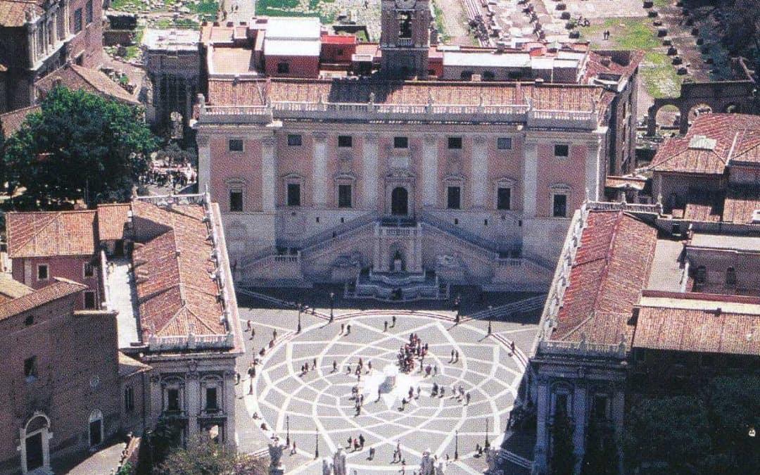 Michelangelo's square: the Campidoglio